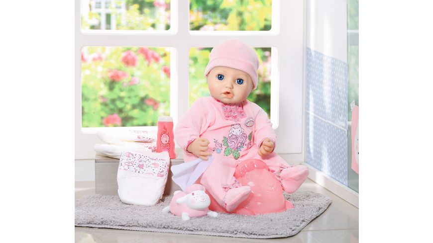 Zapf Creation Baby Annabell Toepfchen Training Set