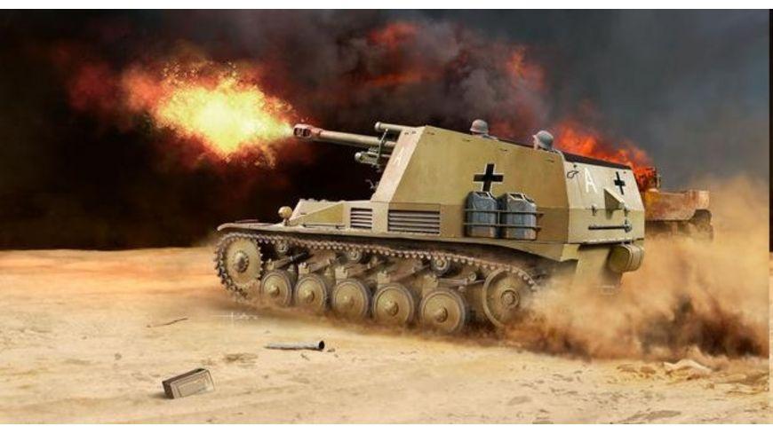 Revell 03215 Sd Kfz 124 Wespe