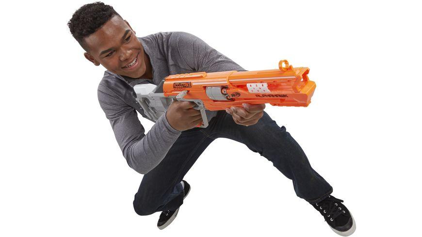 Hasbro Nerf Accustrike Alphahawk