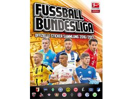 Topps Bundesliga Sticker 2016 17 Album