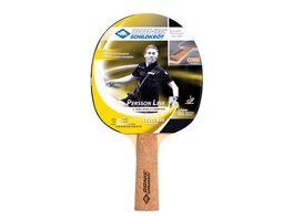 Donic Schildkroet Tischtennisschlaeger Persson 500 Kork Griff 1 6 mm Schwamm Elite ITTF Belag