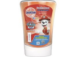 SAGROTAN Kids No Touch Nachfueller Spassmacher Grapefruit