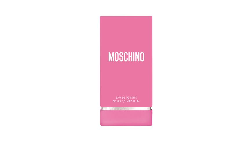 MOSCHINO Fresh Pink Couture Eau de Toilette