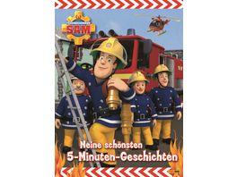 Buch Panini Feuerwehrmann Sam