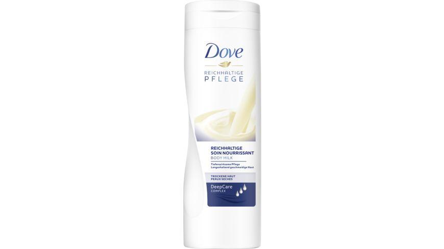 Dove Body Milk Reichhaltig