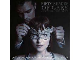 FIFTY SHADES OF GREY 2 GEFAeHRLICHE LIEBE OST