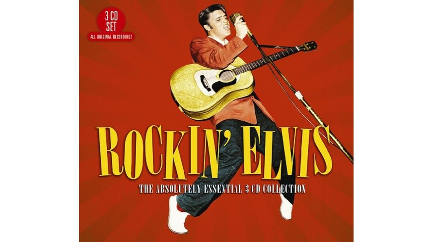 Rockin Elvis Absolutely Essential