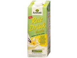 Alnatura Reis Drink Vanille