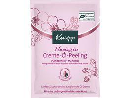 Kneipp Hautzartes Creme Oel Peeling