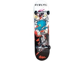 Authentic NoRules Skateboard ABEC 5 Xterme