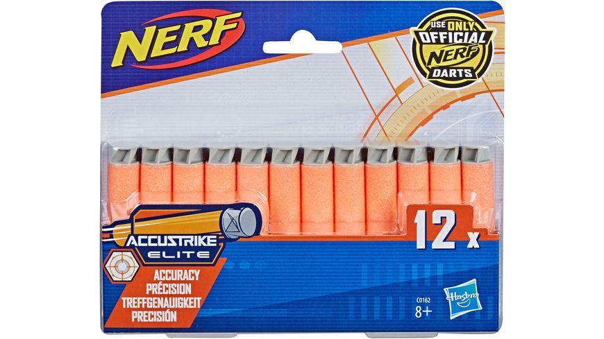 Hasbro Nerf N Strike Elite ACCUSTRIKE 12er Dart Nachfuellpack