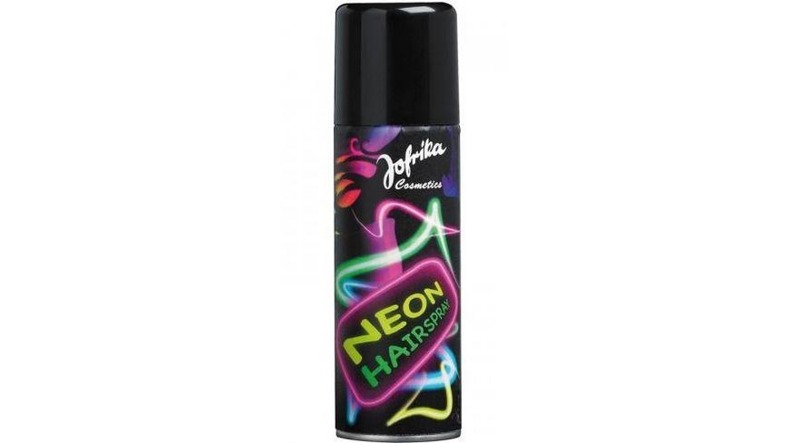 Jofrika Neon Haarspray violett