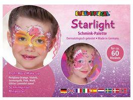 Eulenspiegel Starlight Schmink Palette