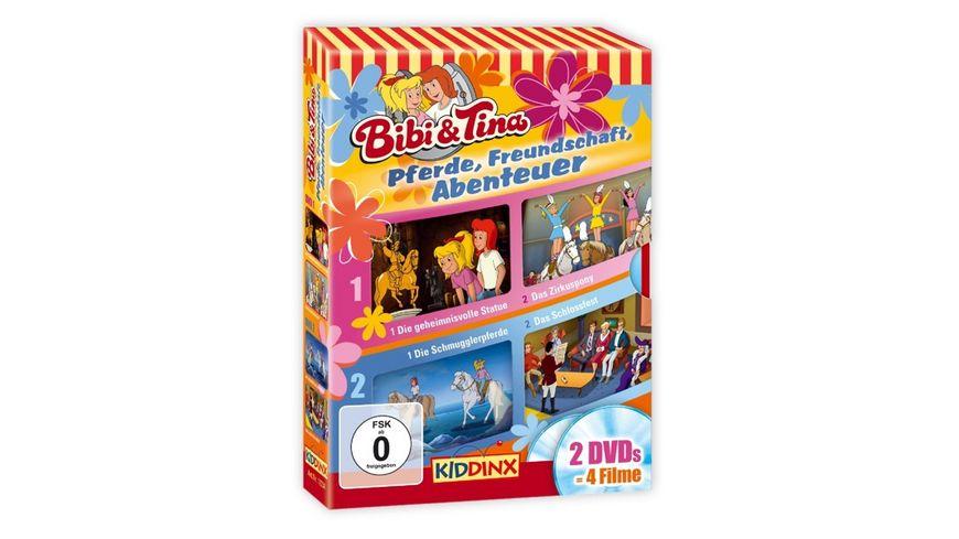 Bibi und Tina Pferde Freundschaft Abenteuer
