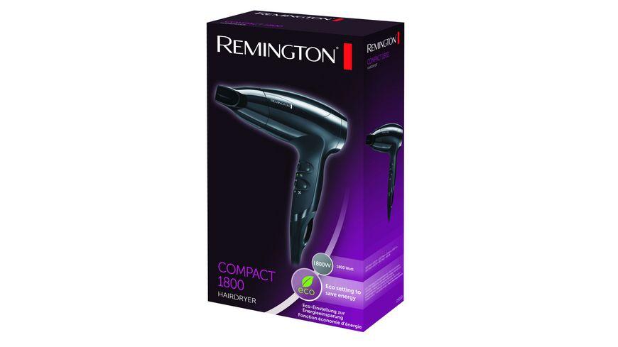 REMINGTON Haartrockner Compact D5000
