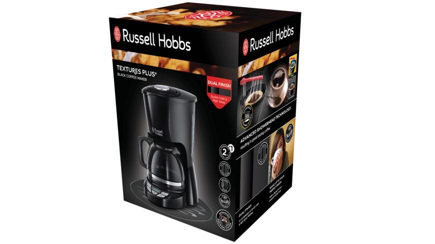 Russell Hobbs Digitale Glas Kaffeemaschine Textures Plus