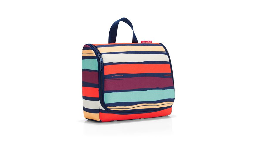 reisenthel toiletbag XL artist stripes