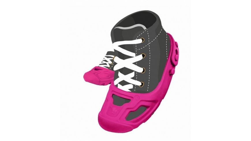 BIG Bobby Car Shoe Care Pink