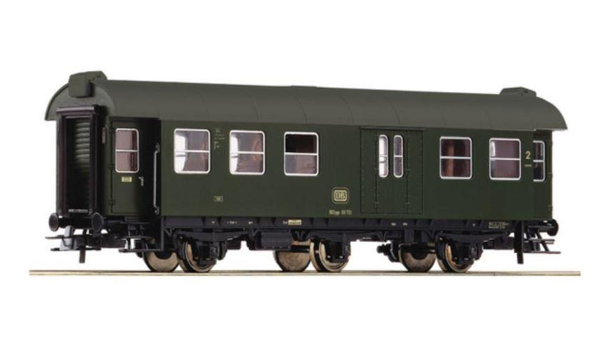 Roco 54293 Umbauwagen 2 Kl Packabteil DB