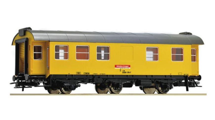 Roco 54294 Bauzugwohnwagen DB AG