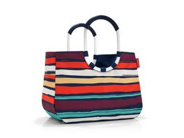reisenthel loopshopper L artist stripes