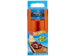 Mattel Hot Wheels Track Builder Auto und Track Pack