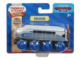 Fisher Price Grosse Holz Lokomotive Hugo
