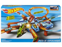 Mattel Hot Wheels Criss Cross Crasch