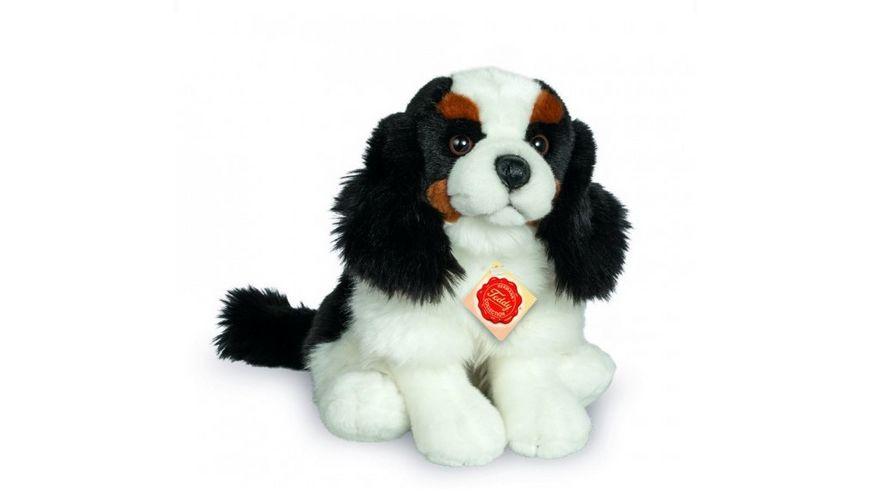 Teddy Hermann Hunde Charles Spaniel sitzend 25 cm