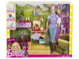 Mattel Barbie Tierarzt Spiel