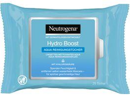 Neutrogena Hydro Boost Reinigungstuecher