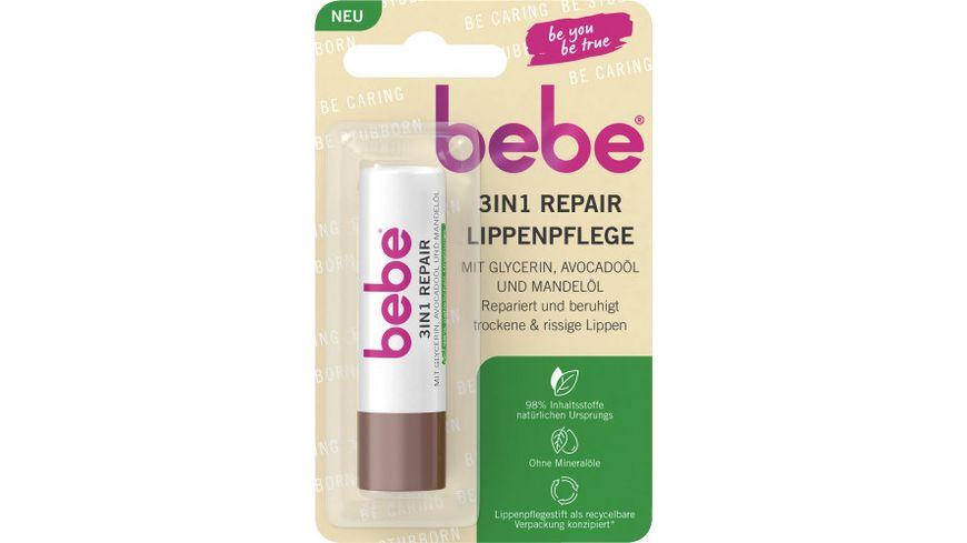 bebe Lippenpflege 3in1 Repair Balm