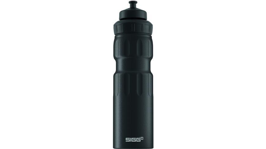 SIGG WMB Sports Black Touch Trinkflasche 0 75L