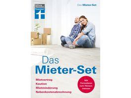 Stiftung Warentest Buch Das Mieter Set Mietvertrag Kaution Mietminderung Nebenkostenabrechnung