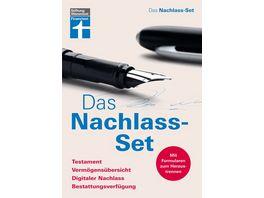 Stiftung Warentest Buch Das Nachlass Set Testament Vermoegensuebersicht Digitaler Nachlass Bestattungsverfuegung