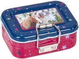 Die Spiegelburg Mini Schreibtisch Set Pferdefreunde