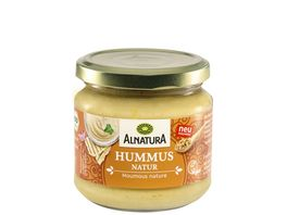 Alnatura Hummus Natur