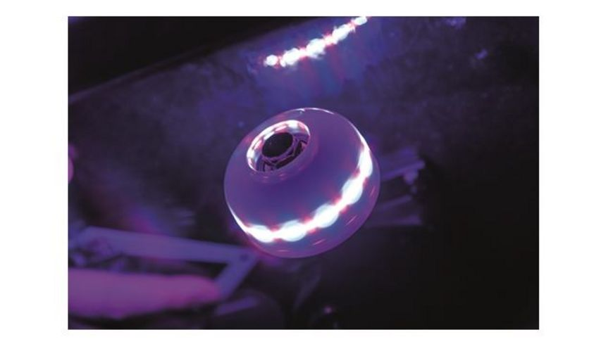 Powerslide Star Wars Skateboard mit LED Rollen