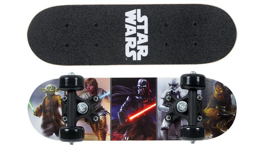 Powerslide STAR WARS Miniboard AllStars