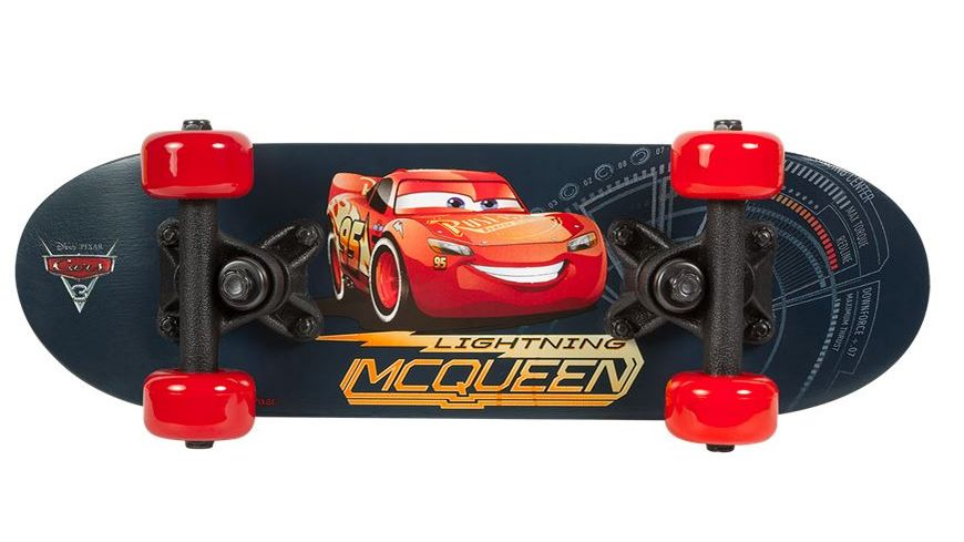 Powerslide Cars 3 Minibaord mit LED Rollen