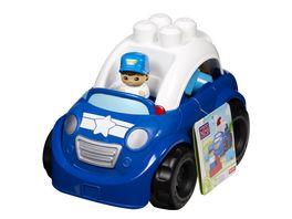 Fisher Price Mega Bloks Polizeiauto