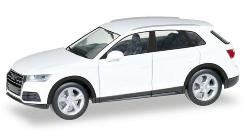Herpa 028622 Audi Q5 ibisweiss