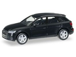 Herpa 038621 Audi Q5 Mythosschwarz Perleffekt