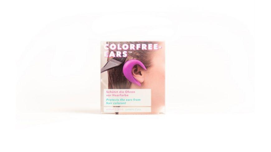 Colorfree ears