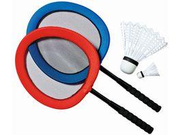 Izzy Sport IZZY Badminton Schlaeger Set
