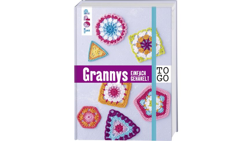 Haekeln to go Granny Squares