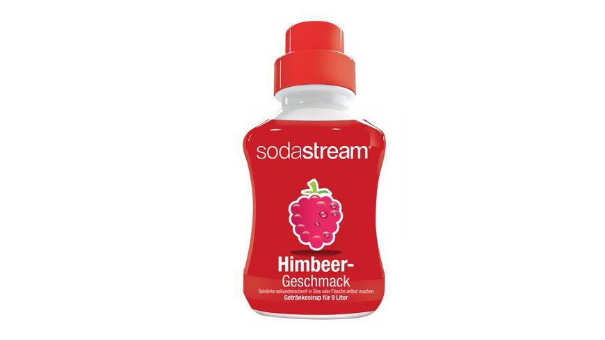 sodastream Sirup Himbeer 375 ml