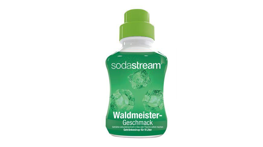 sodastream Sirup Waldmeister 375 ml