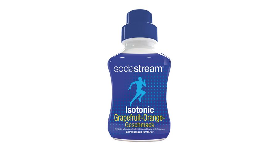 sodastream Sirup Isotonic Grapefruit Orange 375 ml