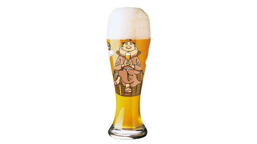 RITZENHOFF Weizenbierglas von Kathrin Stockebrand 0,5l